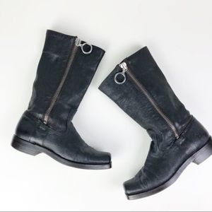 Frye | Vintage Rare Heath Leather boot